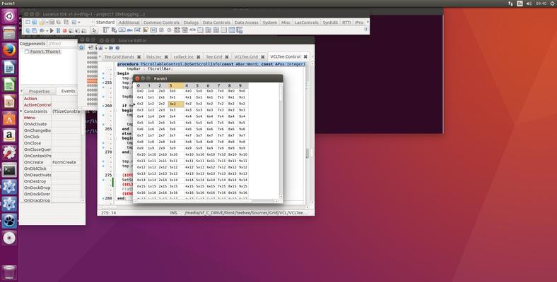 TeeGrid with Linux
