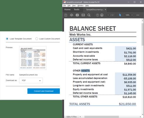 Telerik UI for ASP.NET MVC - SpreadProcessing