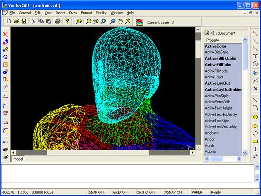 CAD Editor