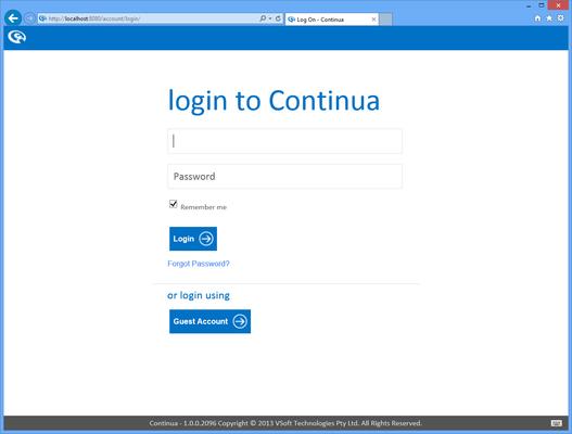 Rich, Web-based UI