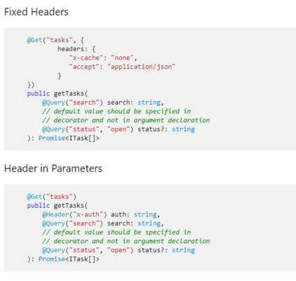 Custom JSON Options