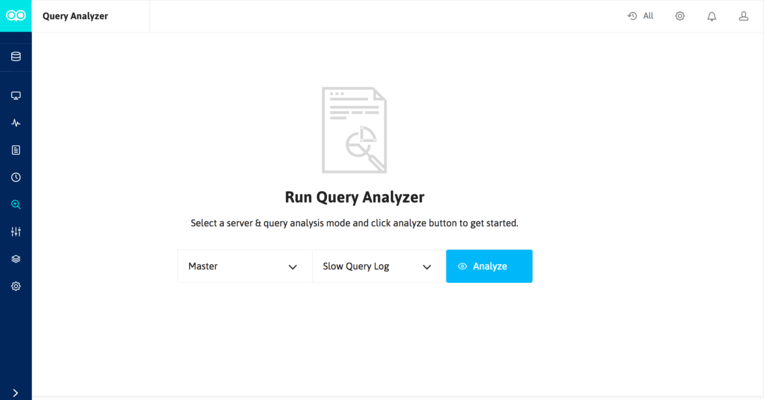 Query Analyzer.