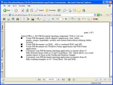 Aspose.Pdf.Kit for Java updated