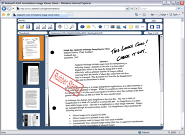 Atalasoft DotImage adds Word Reader Add-on