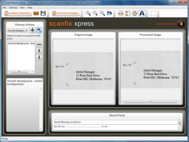 ScanFix Xpress .NET Improves Accuracy