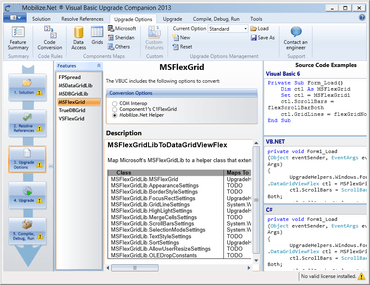 Visual Basic Upgrade Companion 6.3 released