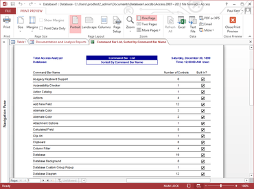 Total Access Analyzer adds support for MS Access 2013