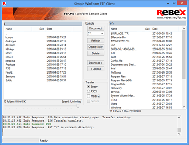 Rebex Total Pack 2015 R4 released