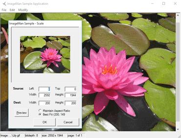 ImageMan.Net V3.33 released