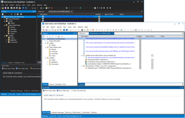 FinalBuilder 8 adds new IDE Themes and Debugging Functionality