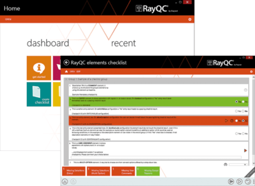 RayQC 2.1 SP1 introduces Conformity Tests