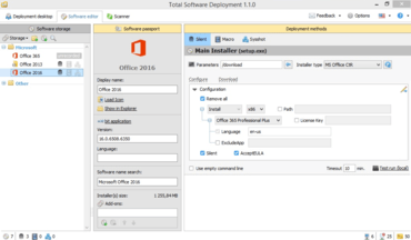 Total Software Deployment 1.1.0 released