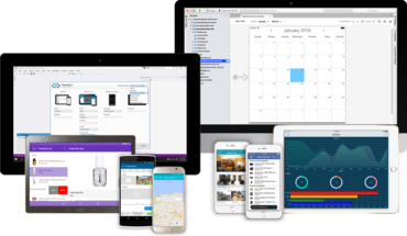 Crosslight adds Android Material Design Experiences