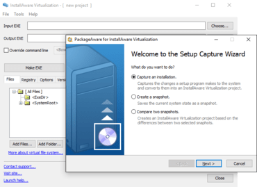 InstallAware Virtualization V5.1 released