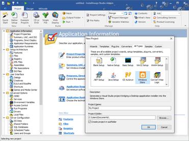 InstallAware X4 adds Windows Store Bridge.