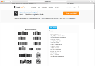 Barcode Reader 4.2 adds Linux Server Edition