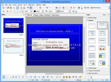 Aspose.Slides for Java and .NET V16.4.0 released