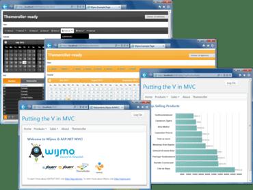 ComponentOne Studio ASP.NET MVC 2016 v1.5