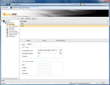 activePDF DocConverter 2015 R2.0