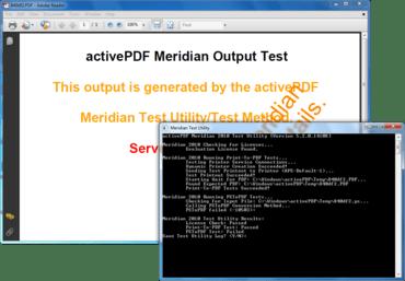 activePDF Meridian 2010 R4