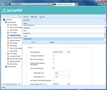 activePDF CADConverter 2015 R2