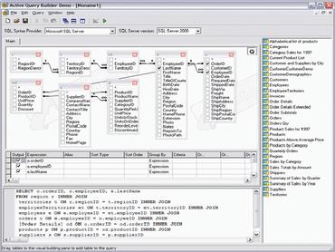 Active Query Builder for Delphi v1.26.21