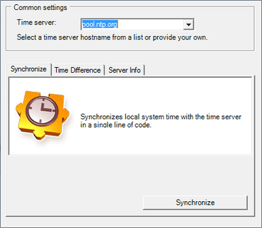 Rebex Time for .NET 2016 R2