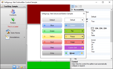 Softgroup .Net Controls Suite 7.0