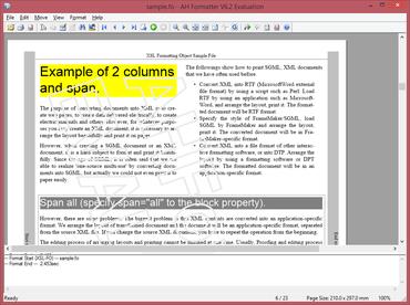 AH CSS Formatter Standard V6.3 MR3