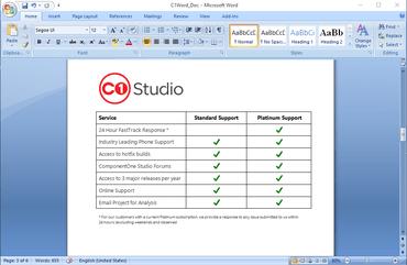 ComponentOne Studio WPF 2016 v2