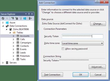 dotConnect for Zoho CRM V1.5.215