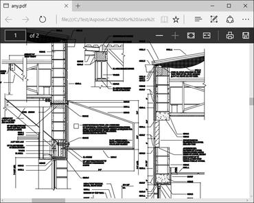 Aspose.CAD for Java V1.0.0