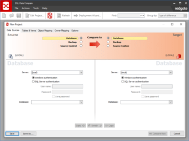 SQL Data Compare 11.6