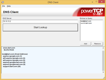 PowerTCP Sockets for .NET V4.5.2.0