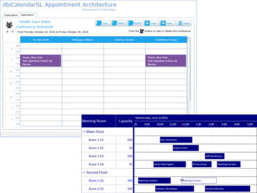 dbi schedule and calendar promotion