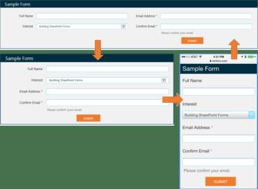Kintivo Forms for SharePoint v5.6.0