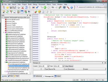 SlickEdit for Solaris x86 2016 (Build v21.0.1)