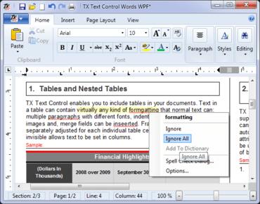 TX Spell .NET for WPF 6.0 SP1