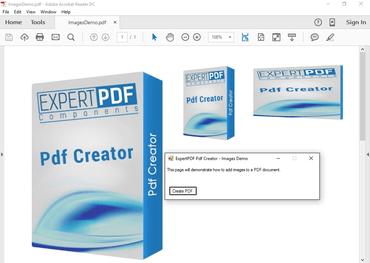 ExpertPDF Pdf Creator v11