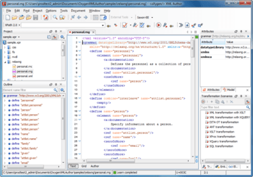 oXygen XML Author Professional 19