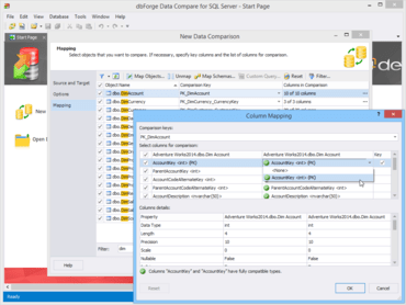 dbForge Data Compare for SQL Server V4.2.49
