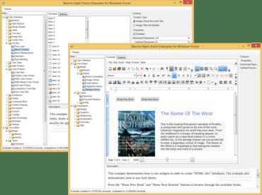 NOV Rich Text Editor 2017.1