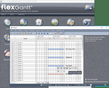 FlexGantt V2.1