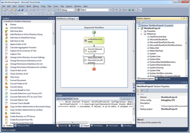 HarePoint Workflow Extensions v2.9