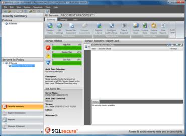 SQL Secure v3.1