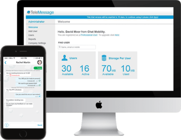 TeleMessage Secure Mobile Messaging v2.0.39