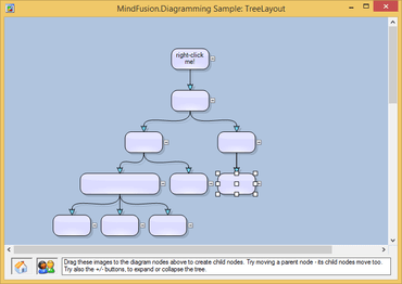 MindFusion.Diagramming for WinForms Standard 6.5