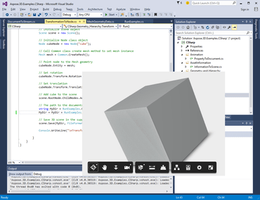 Aspose.3D for .NET V17.9