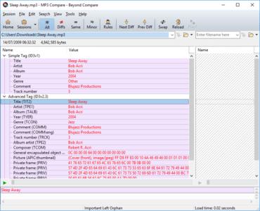 Beyond Compare 4.2.3 Build 22587