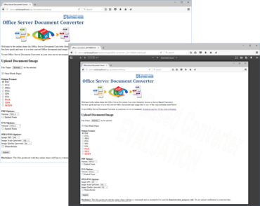 Rainbow PDF Office Server Document Converter (OSDC) v6.1 MR1